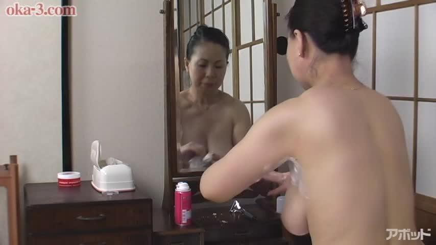 【エロ動画】息子の体を全てを知り尽くした豊満体と手練れの絶技 湯沢多喜子(ゆざわたきこ)