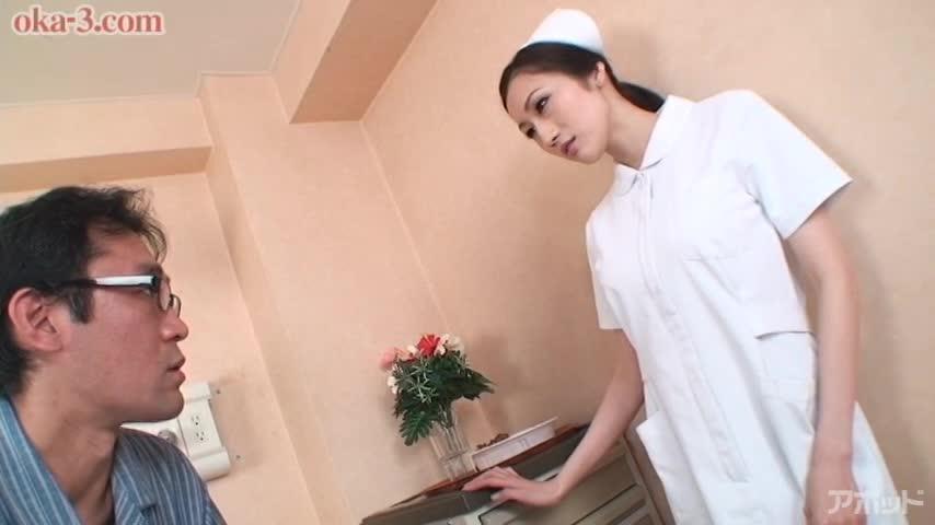 【エロ動画】JULIA 爆乳看護婦の母性愛のエロ画像1枚目