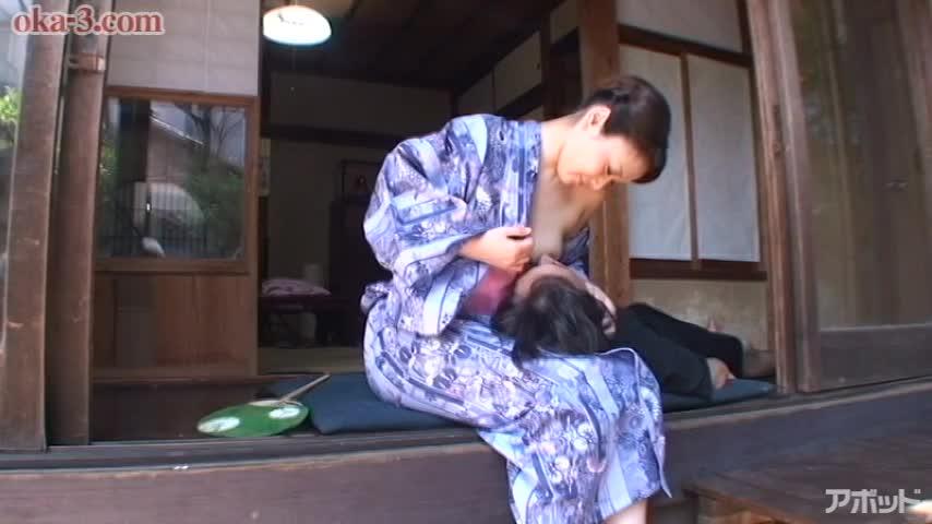 エロ動画、お母さんと僕のあの日の思い出 内田美奈子の表紙画像