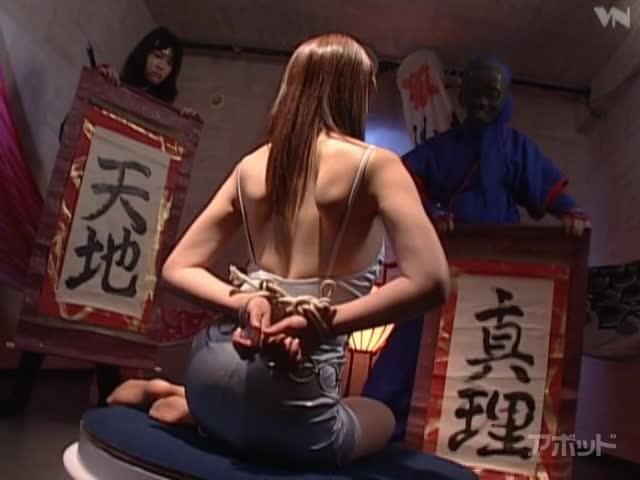エロ動画、一女陰絵巻の表紙画像