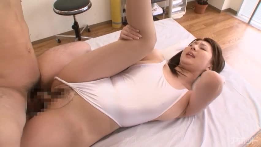 エロ動画、スポーツジムの女 辰巳ゆいの表紙画像